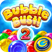 Bubble Bust 2 - Pop Bubble Shooter icon