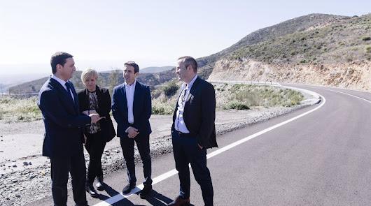 Más de 1.200.000 euros en mejorar caminos, carreteras e infraestructuras