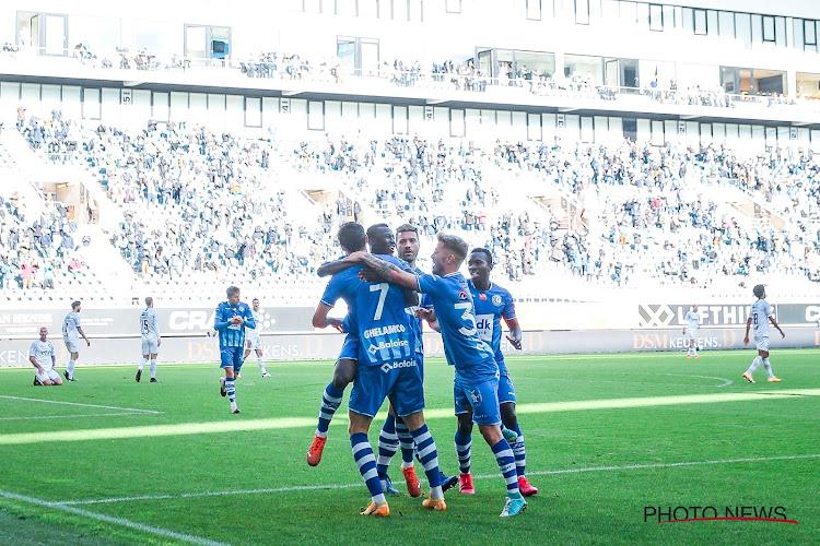 KAA Gent maakt selectie bekend voor wedstrijd tegen Slovan Liberec: 16-jarige doelman gaat mee naar Tsjechië in plaats van Sinan Bolat
