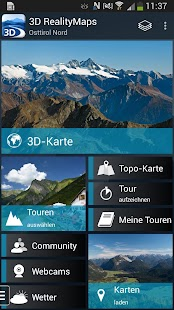 3D Outdoor Guides – Vignette de la capture d'écran
