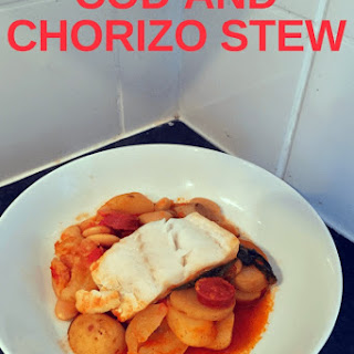 Cod and Chorizo Stew Recipe