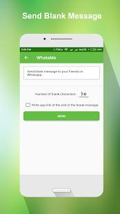 WhatsMe Open Chat