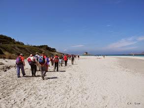 Photo: Spiaggia de La Pelosa