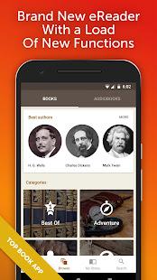 Free Books - 6 Aplikasi untuk Membaca Novel Digital Terpopuler