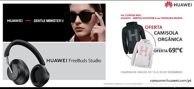 Huawei X Gentle Monster Eyewear II: um novo símbolo da inovação no segmento de wearables da Huawei