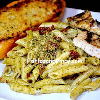 Chicken Pesto Pasta No Cream Recipes.