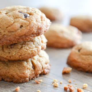 Bacon, Bourbon and Peanut Butter Cookies.