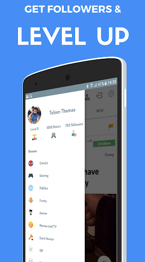 Dudeapp - Share, Explore and Level Up! screenshot 3
