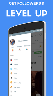 Dudeapp - Share, Explore and Level Up!- screenshot thumbnail