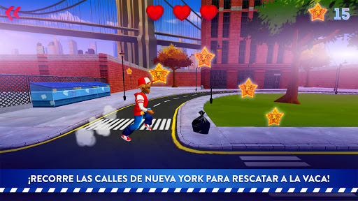 La Vaca dance - Rescate en Nueva York  screenshots 2