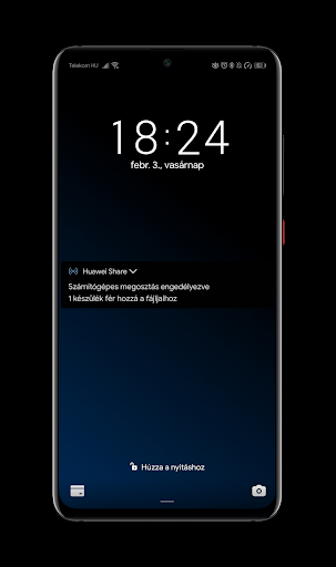 Black Pie EMUI 9 for Huawei/Honor devices - Download Android App