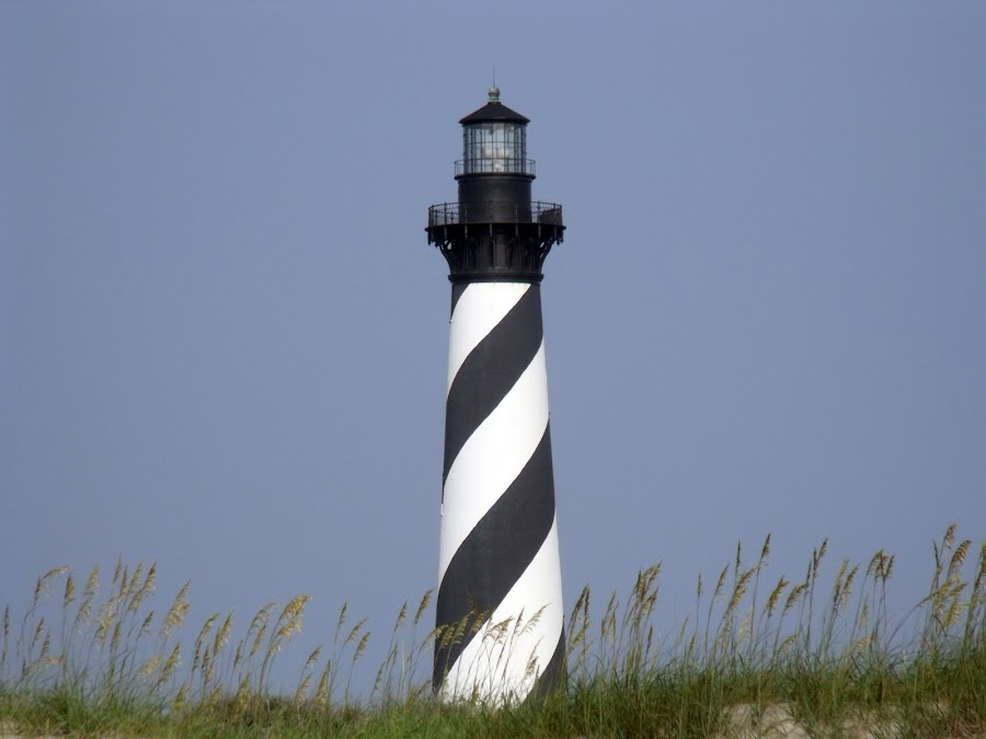 Cape Hatteras Light House  by Teresa Newcomer - Novices Only Objects & Still Life