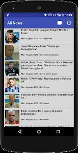 Fc Inter News screenshot 1