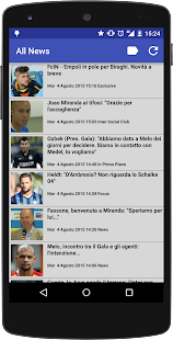 Fc Inter News- screenshot thumbnail