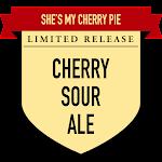 Button She's My Cherry Pie