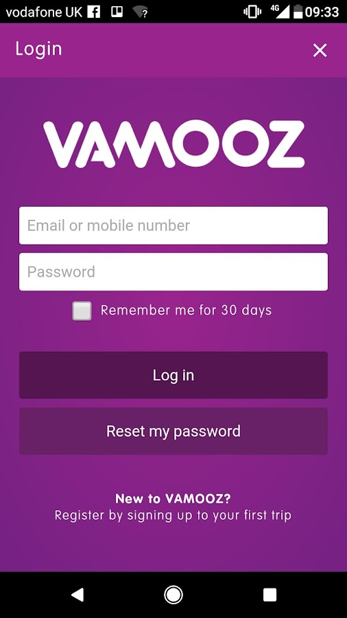 VAMOOZ- screenshot