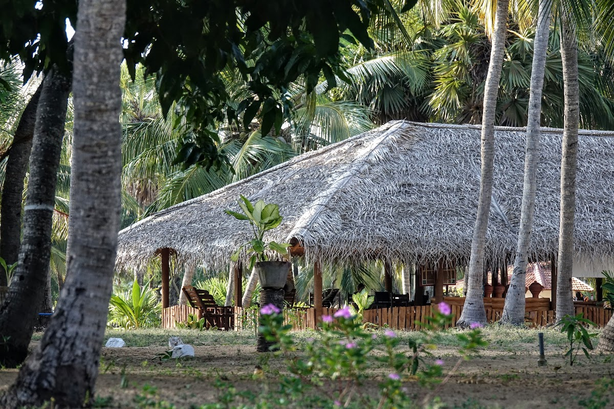 Sri. Lanka Kalpitiya Valampuri Resort. Restaurant