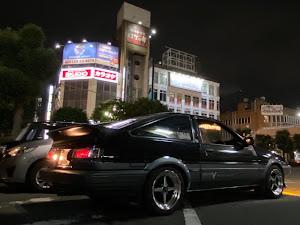 スプリンタートレノ  GTV(昭和60年式)のカスタム事例画像 銀次郎さんの2020年06月25日20:11の投稿