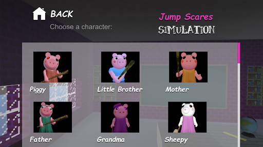 Piggy Scary School Game ! 10.0 screenshots 10