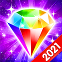Jewel Match Blast - Classic Puzzle Games Free icon