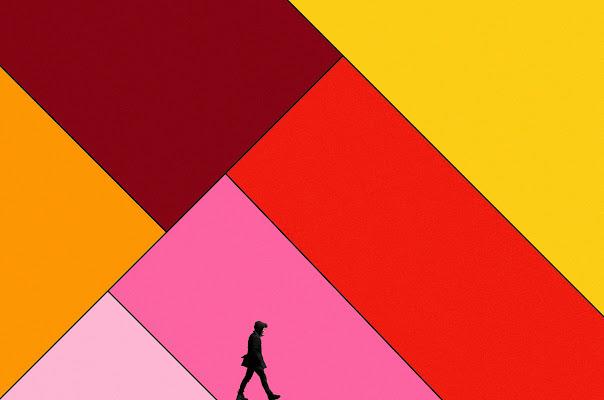 Passeggiando nel colore di scacco63