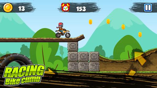 Hill Climb Bike Racing 1.0 screenshots 2