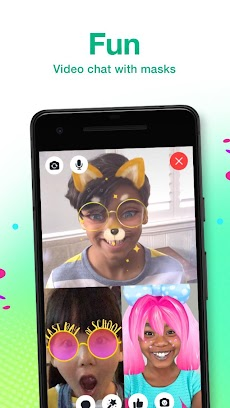 Messenger Kids – The Messaging App for Kidsのおすすめ画像3