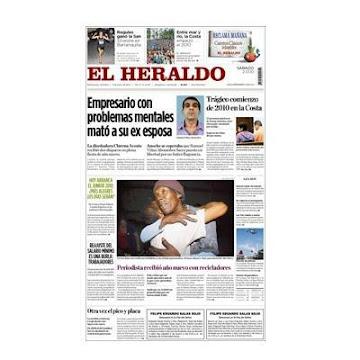 Diario El Heraldo Domingo