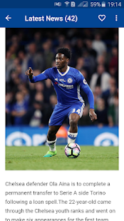 Chelsea Daily News - Chelsea Fans for PC-Windows 7,8,10 and Mac apk screenshot 5