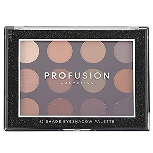 SOM PROFUSSION EYESHADOW PALETTE SMOKY