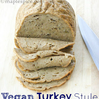Vegan Turkey Style Deli Slices