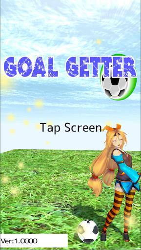 【ユニティちゃん】GOAL GETTER【サッカー】