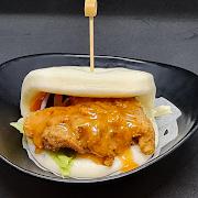 Laksa Chicken Bao