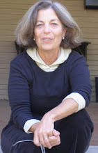 "Photo: Doris Baizley, ""Peace Crimes"" playwright"