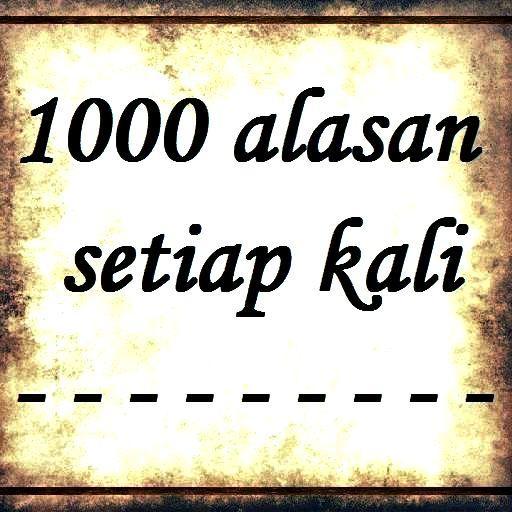 1000 Alasan - Zaskia Gotik