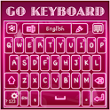 Go Keyboard Fairy Pink icon