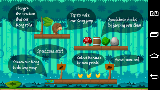 Kong Get Bananas screenshot 2