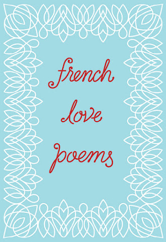 cover image for French Love Poems