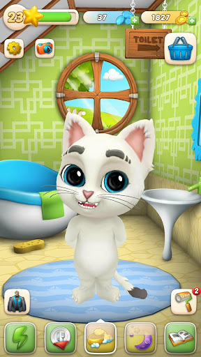 Oscar the Cat - Virtual Pet 2.1 screenshots 1