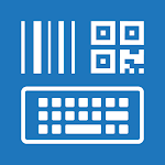 Barcode/NFC Scanner Keyboard (Legacy Version) Icon