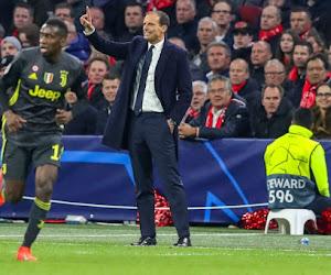 Officiel : Coup de tonnerre à la Juventus, Massimiliano Allegri quitte le club !
