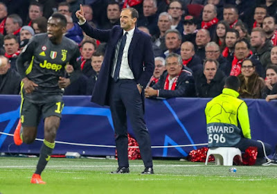 Wordt  Massimiliano Allegri (Juventus) de opvolger van Maurizio Sarri bij Chelsea?
