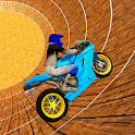 Well of Death Bike Stunts icon