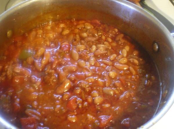 Tammy's Texas Chilli Recipe