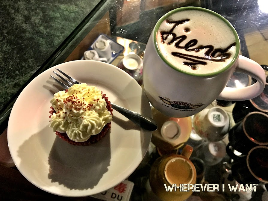 Friends Cafe in Beijing | Central Perk in China | Friends in Beijing, China | Coffee Shop in Beijing, China | Where to go in Beijing