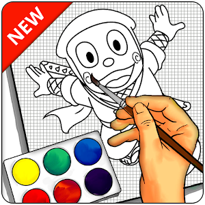 Tải How to Draw Hattori Ninja APK