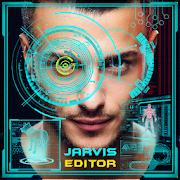 Jarvis Photo Editor - Hologram Sticker