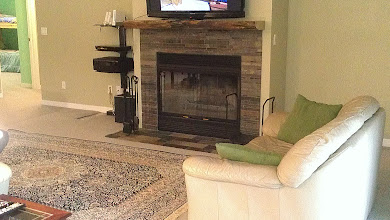 Photo: Fireplace!  Wood and/or Gas!