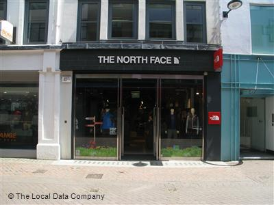 8843b72f923cc The North Face on Carnaby Street - Camping Goods & Outdoor Wear in ...