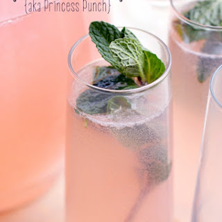 Pink Lemonade Punch {aka Princess Punch}